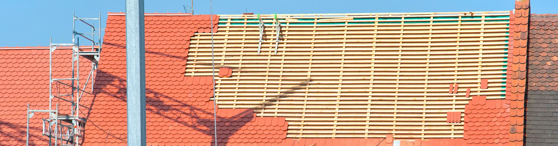Dachbauten, Dachstuhl, Dacharbeiten, Meisterbetrieb